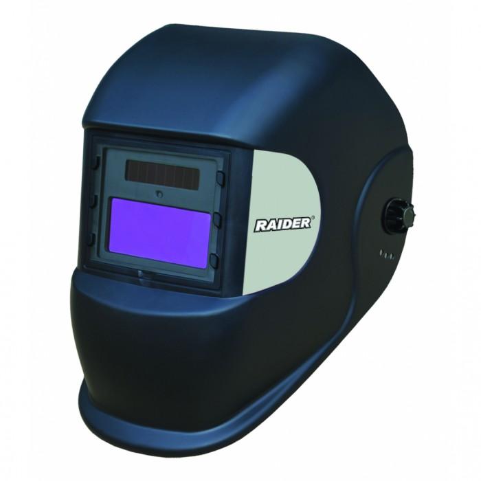 Шлем заваръчен фотосоларен DIN 8/10/12 Raider RD-WH01
