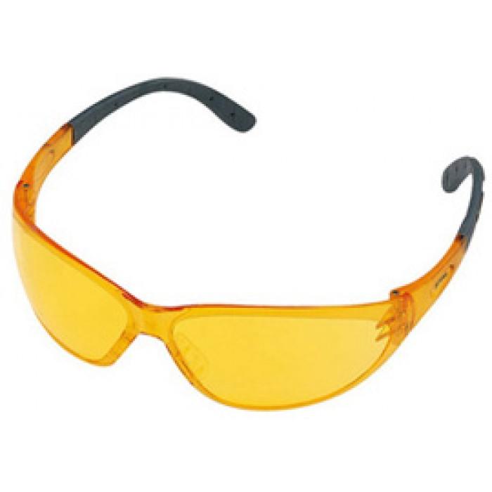 Предпазни очила STIHL DYNAMIC Contrast, жълти
