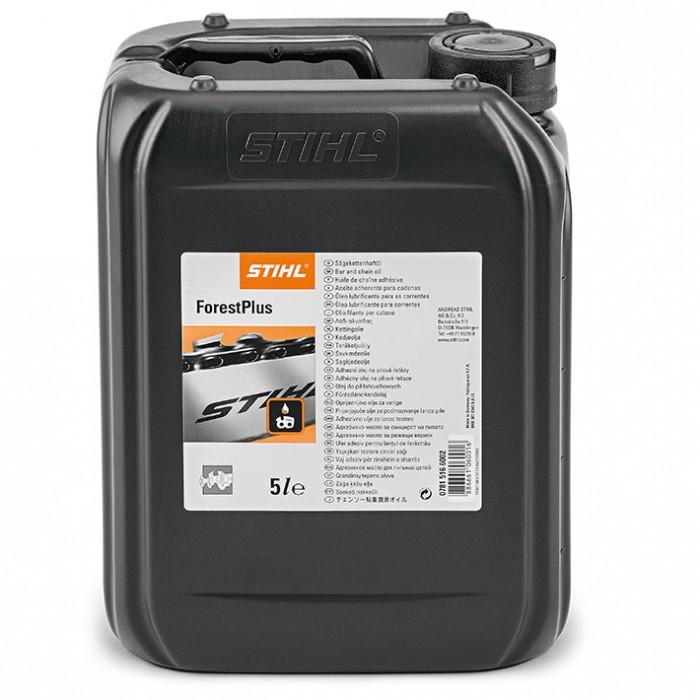 Масло за вериги STIHL ForestPlus Минерално висококачествено масло за вериги, за универсална употреба