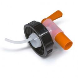 Дюза за бързо зареждане от разфасовка за еднократна употреба