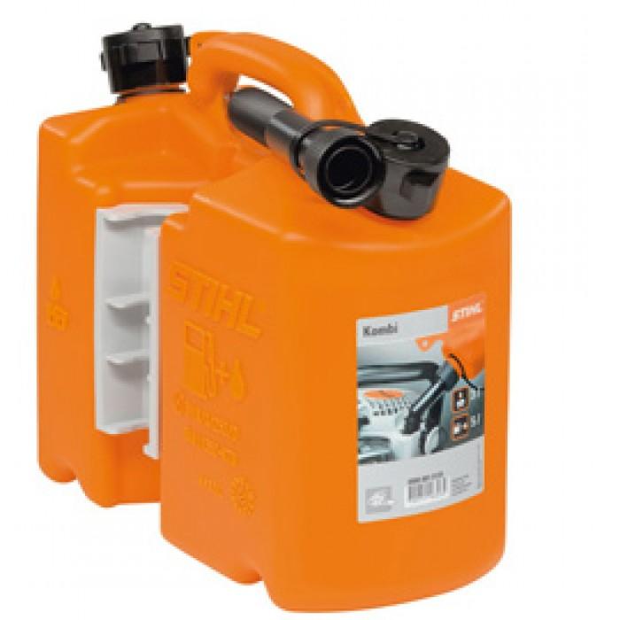 Комбинирана туба STIHL, оранжева, професионална