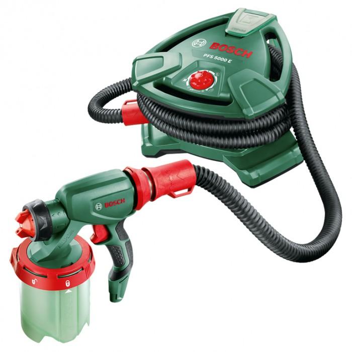 Пистолет за боядисване електрически 1200 W, Bosch PFS 5000 E