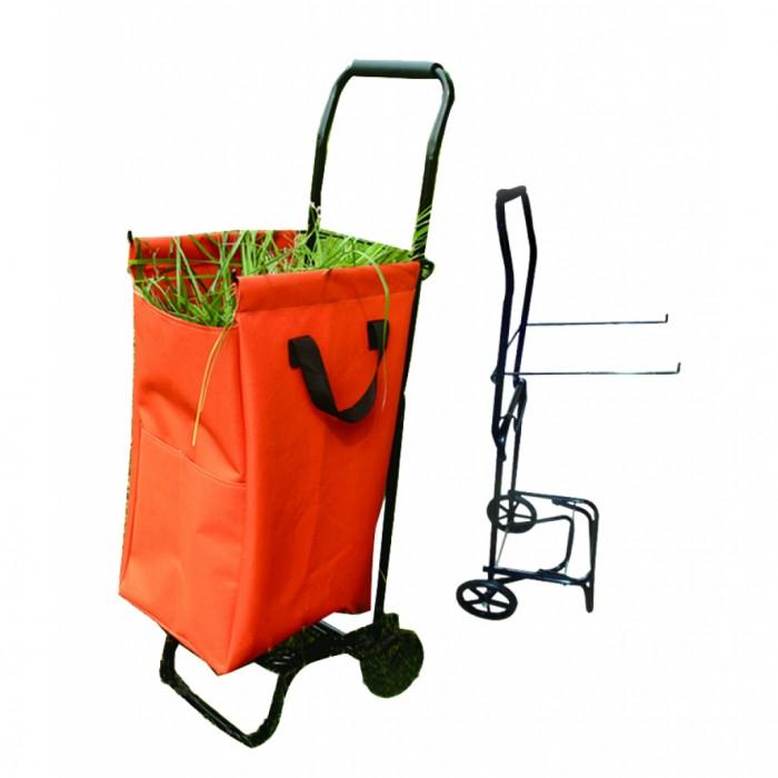 Градински кош - количка 360x400x1000mm Top Garden 420301
