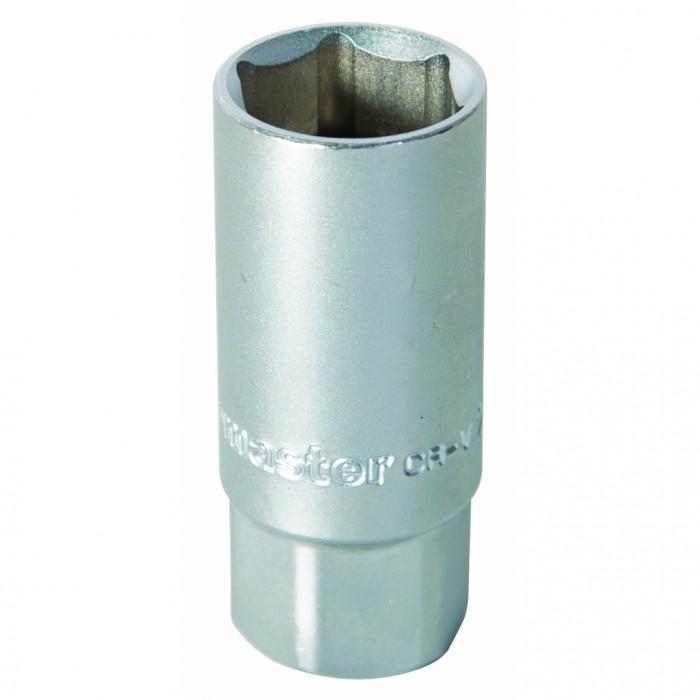 """Вложка-свещи 6 стенна с магнит 1/2""""x21mm CR-V Top Master 330452"""