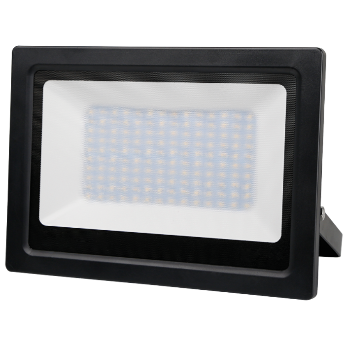LED SLIM прожектор 100W, 6000K, 220V, IP65 студена светлина UltraLux SPD10060