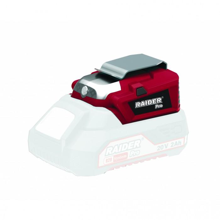 R20 Адаптор USB с лампа за RDP-R20 System Raider 039706