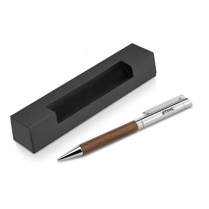 Дървена химикалка STIHL, с кутия