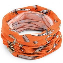 Кърпа за глава, оранжева