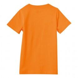 "Детска тениска ""YOUNG WILD"", оранжева"