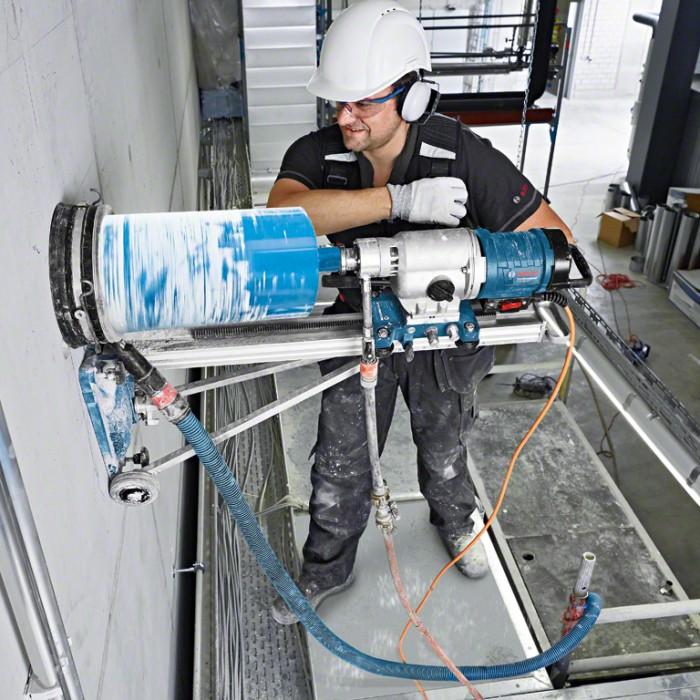 "Боркорона за бетон и армиран бетон 200х450 мм, диамантени сегменти, UNC 1 1/4"", Bosch Standard for Concrete"