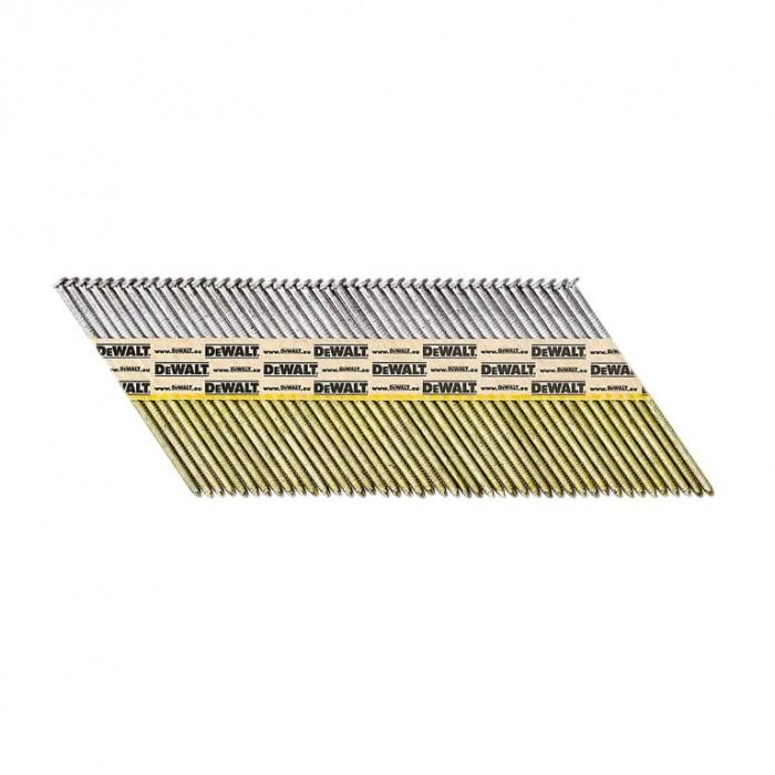 Гвоздеи за такер тип SN21 3.1х75 мм, 1100 бр. DeWALT DNPT31R75HDZ