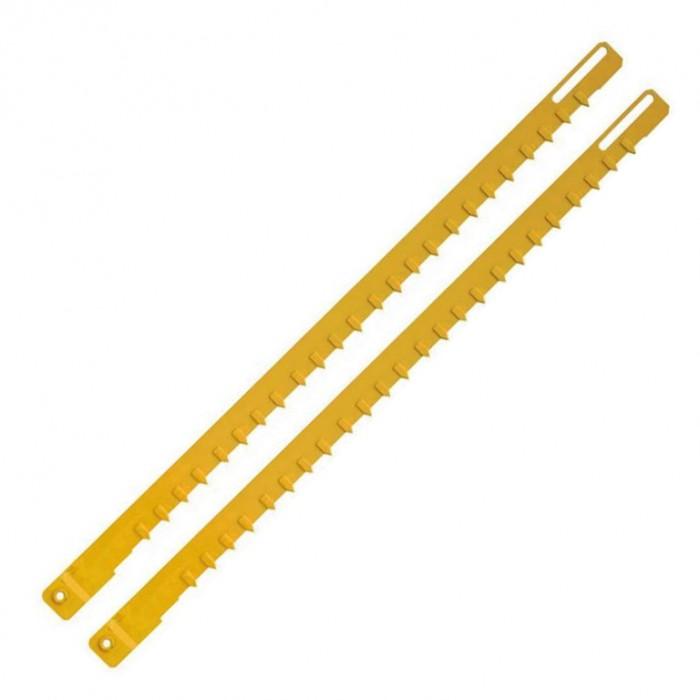 Нож за саблен трион за газобетон 528 мм, 2 бр., DeWALT DT2965