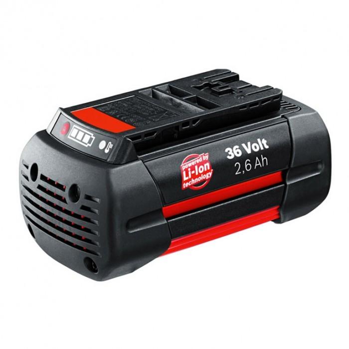 Батерия акумулаторна Li-Ion за електроинструменти 36 V, 2.6 Ah, Bosch GBA AH 36 V 2.6 H-B - HD