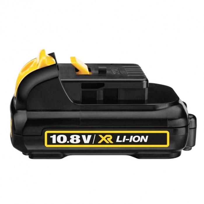 Батерия акумулаторна Li-Ion за електроинструменти 10.8 V, 2 Ah, DeWALT DCB127