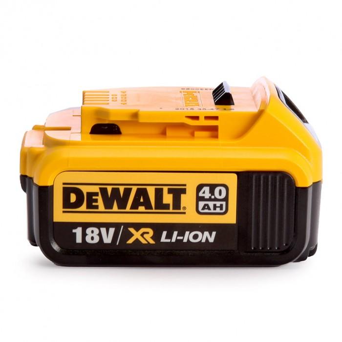 Батерия акумулаторна Li-Ion за електроинструменти 18 V, 4 Ah, DeWALT DCB182