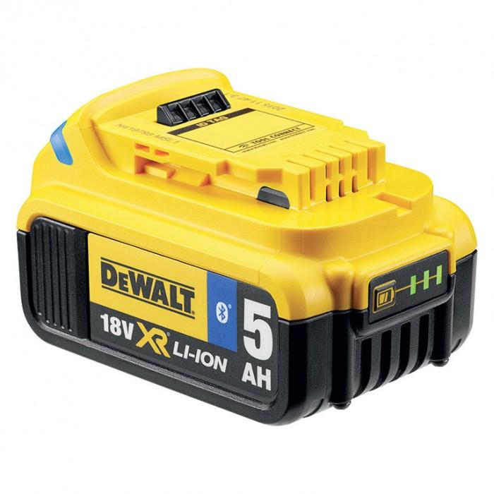 Батерия акумулаторна Li-Ion за електроинструменти 18 V, 5 Ah, DeWALT DCB184