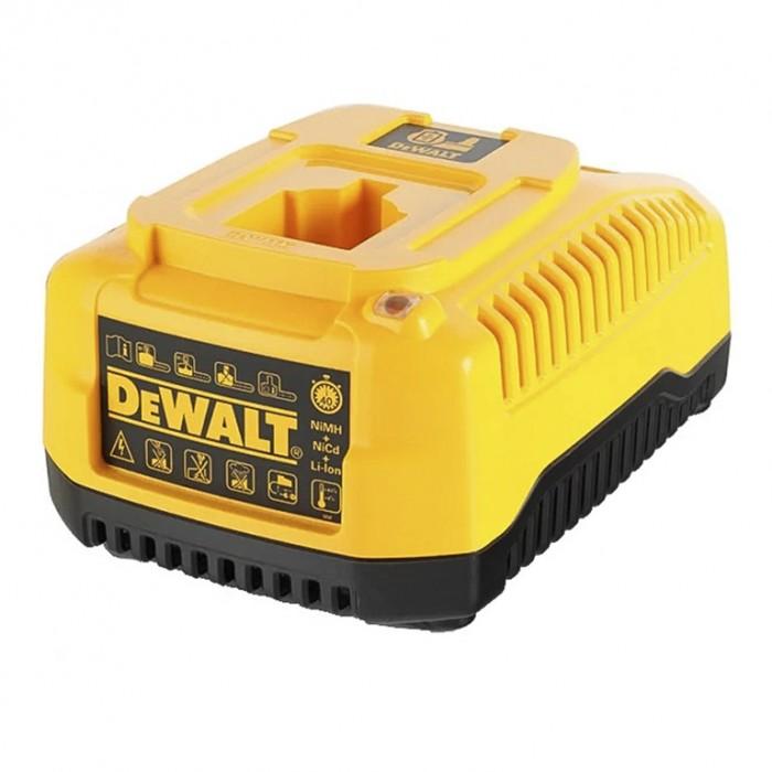 Зарядно устройство за акумулаторни инструменти за Li-Ion, Ni-Cd и Ni-MH батерии 18 V, DeWALT DE9135