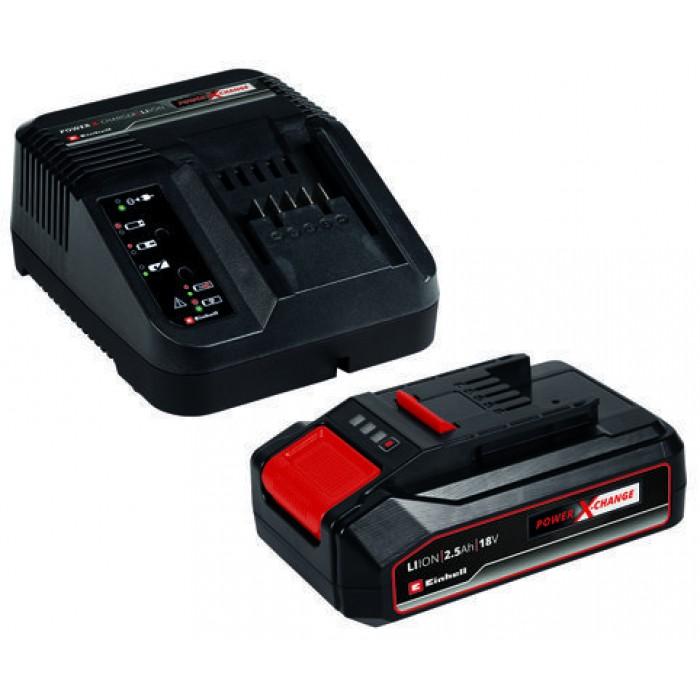 Батерия и зарядно устройство Einhell 18 V 2.5 Ah Power X-Change