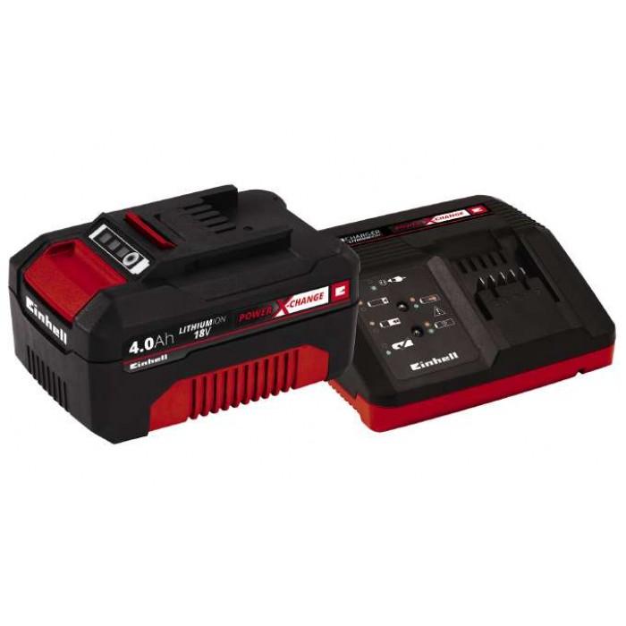 Батерия и заряднo устройство 18 V 4 Ah - Einhell Power X