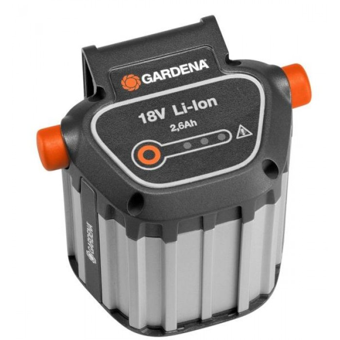 Акумулаторна батерия Gardena BLi-18 / 18V, 2.6Ah /