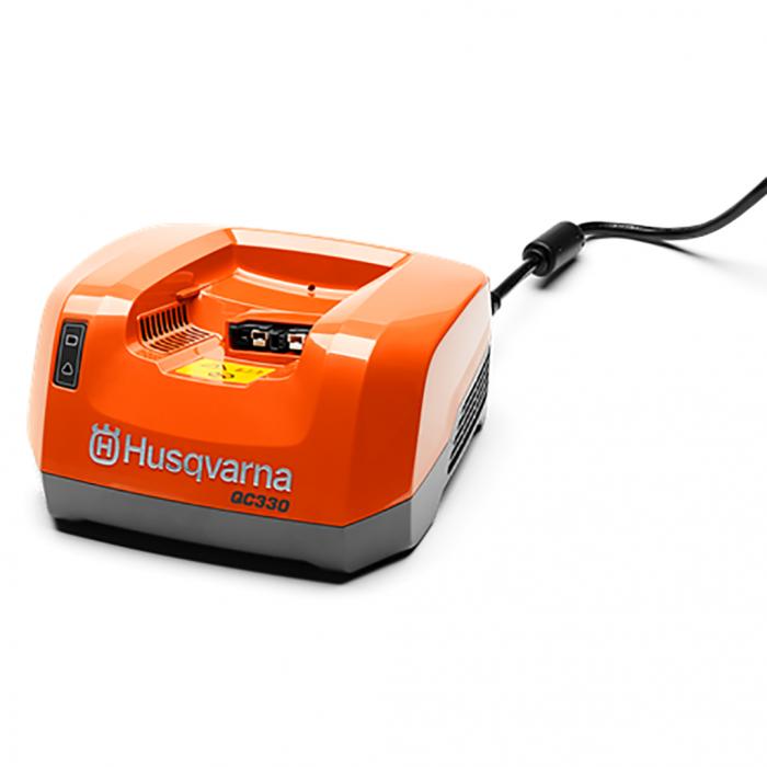 Зарядно устройство Husqvarna QC 330
