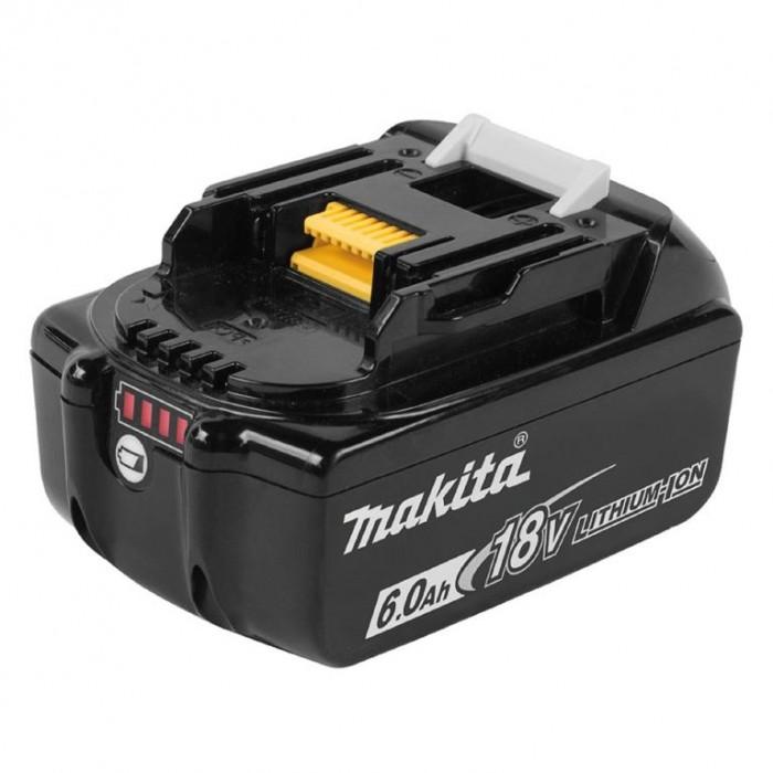 Батерия акумулаторна Li-Ion за електроинструменти 18 V, 6 Ah, Makita BL 1860B