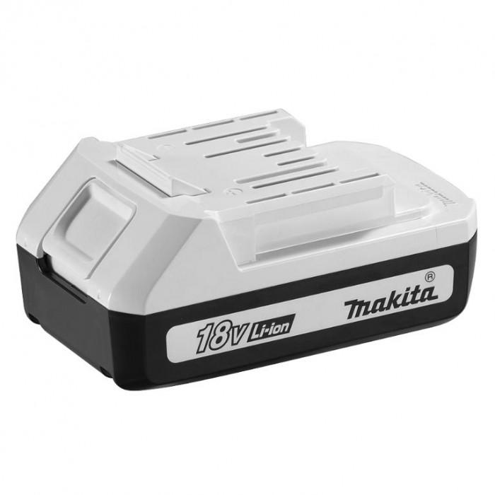 Батерия акумулаторна Li-Ion за електроинструменти 18 V, 1.5 Ah, Makita BL1815G