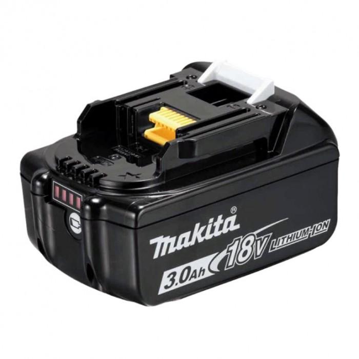 Батерия акумулаторна Li-Ion за електроинструменти 18 V, 3 Ah, Makita BL1830