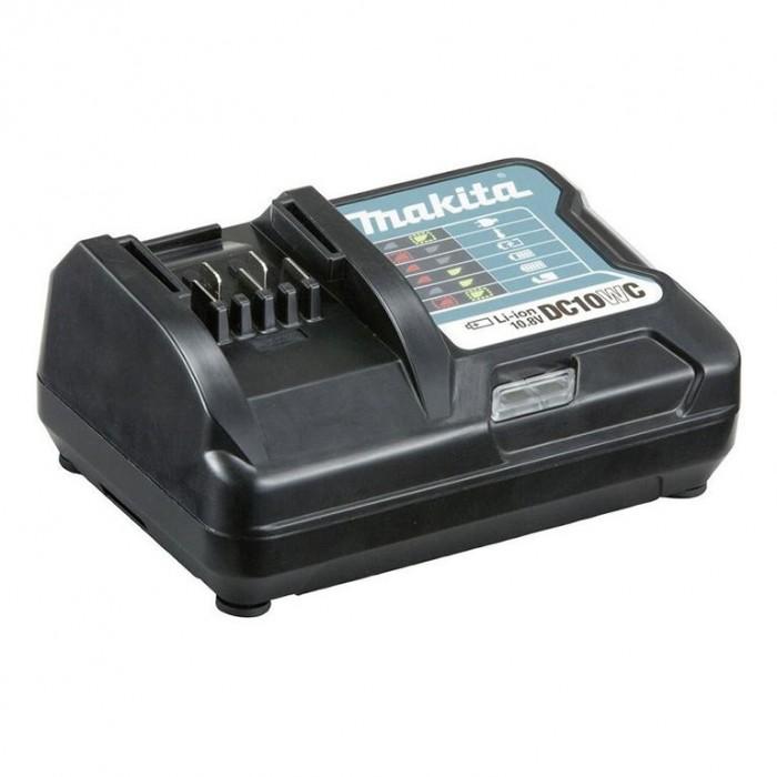 Зарядно устройство за акумулаторни инструменти с Li-Ion батерии Makita DC10WC