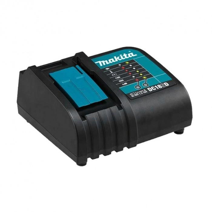 Зарядно устройство за акумулаторни инструменти с Li-Ion батерии Makita DC18SD