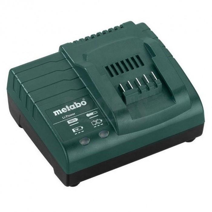Зарядно устройство за акумулаторни инструменти с Li-Ion батерии 18 V, Metabo SC 60 Li 230 V Euro