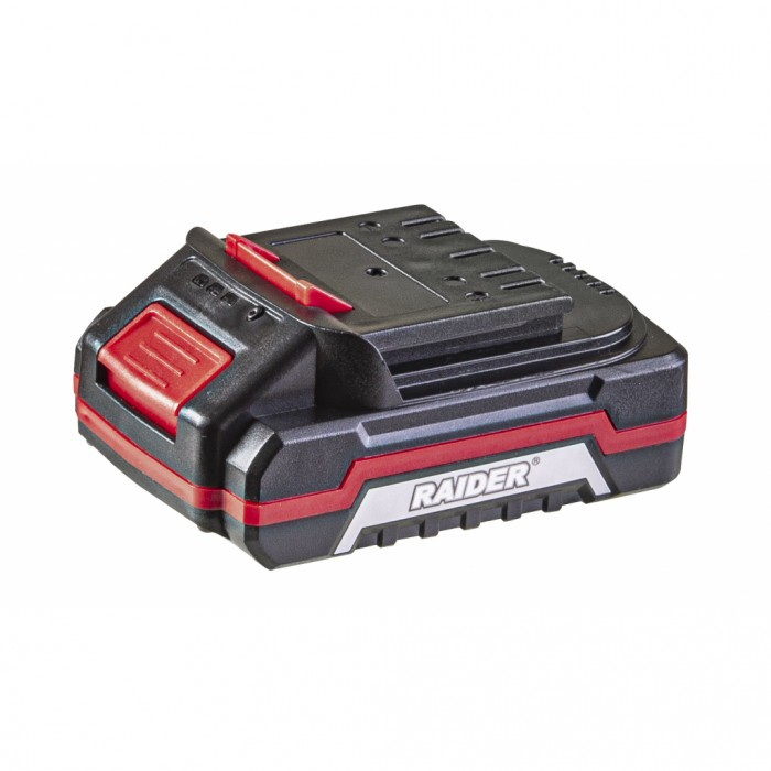 Батерия за акумулаторни градински машини Li-ion 18V 1.5Ah RD-GTL22 RD-HTL04 RD-CBL04 Raider 131143