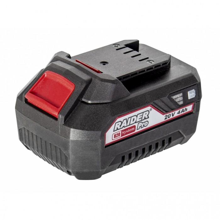 Батерия Li-ion 20V 4Ah за серията R20 Raider RDP-R20 System
