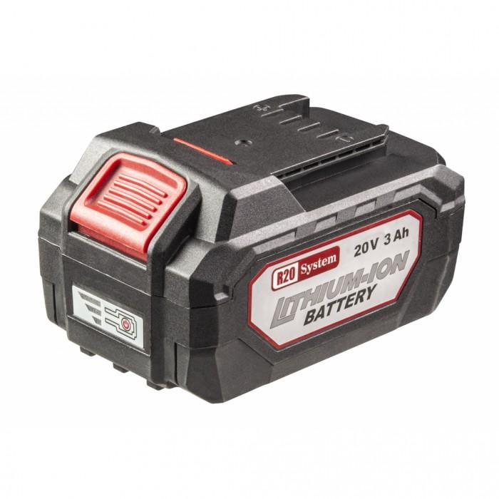 Батерия Li-ion 20V 3Ah за серията R20 Raider RDP-R20 System