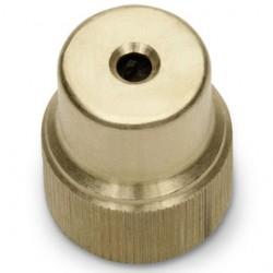 Куха конусовидна дюза месинг 2,5 мм