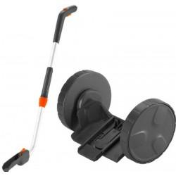 Телескопична дръжка и колела GARDENA за ClassiCut Li и ComfortCut Li