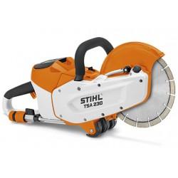 Акумулаторен ъглошлайф STIHL TSA 230 без батерия и зарядно устройство