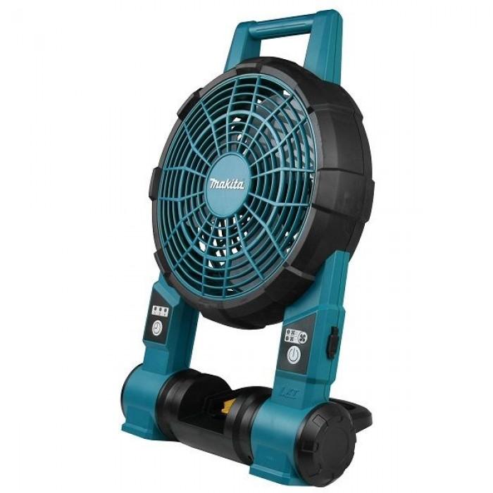 Вентилатор акумулаторен 16.99 м3/ч, Makita BCF201Z