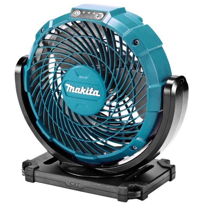 Вентилатор акумулаторен 10.8 V, 3.8 м3/ч, 260х252 мм, Makita CF100DZ
