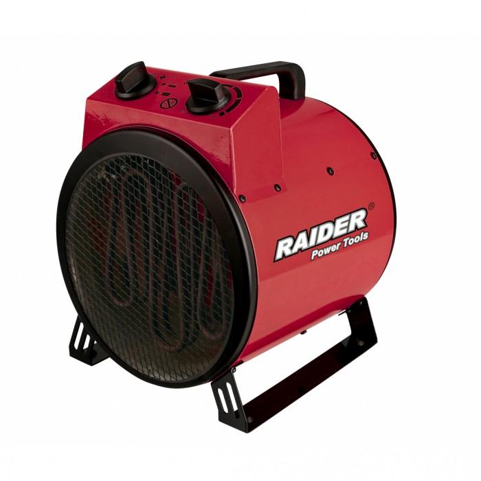 Калорифер електрически 3kW Raider RD-EFH03