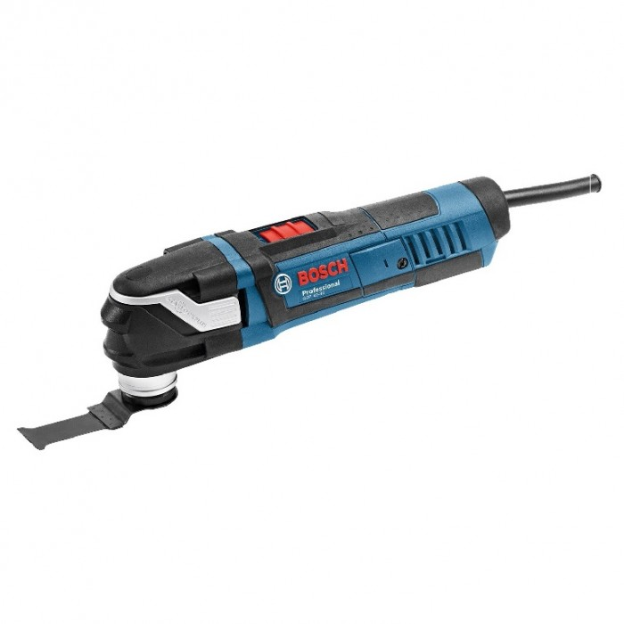 Инструмент многофункционален осцилатор електрически 400 W, 8000-20 000 вибр./мин, Bosch GOP 40-30