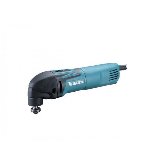 Инструмент многофункционален осцилатор електрически Makita TM3000CX1