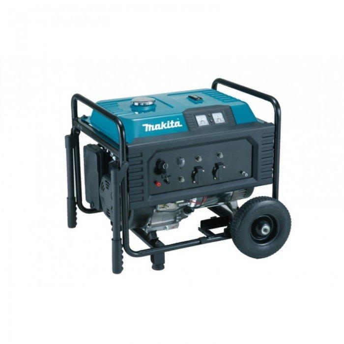 Бензинов монофазен генератор с електростартер 230 V, 6000 W Makita EG6050A