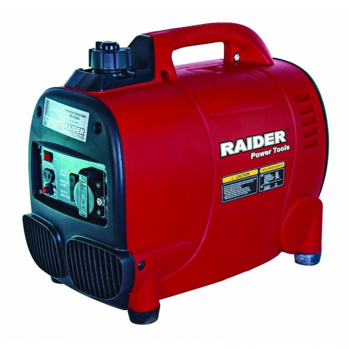 Генератор за ток бензинов 1kW инверторен Raider RD-GG05