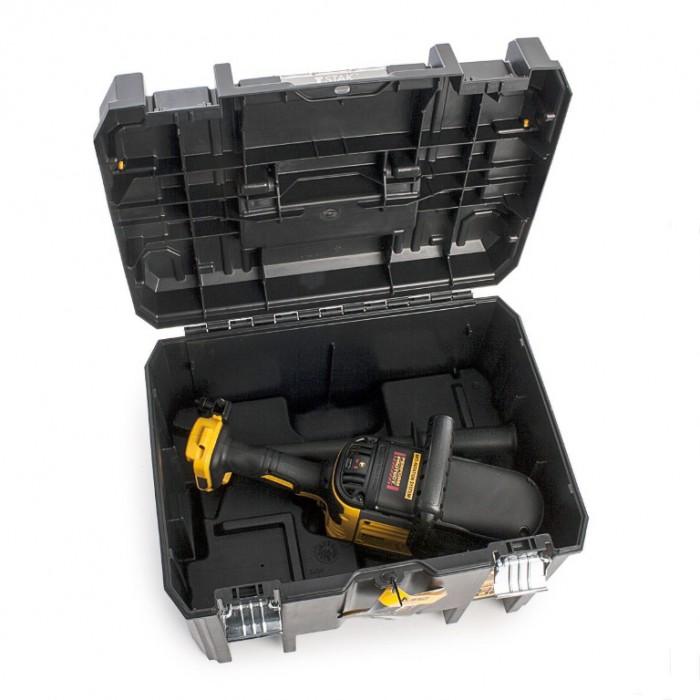 Бормашина акумулаторна ъглова 54 V, 2 Ah, 140 Nm, 1.5-13 мм, DeWALT DCD460NT