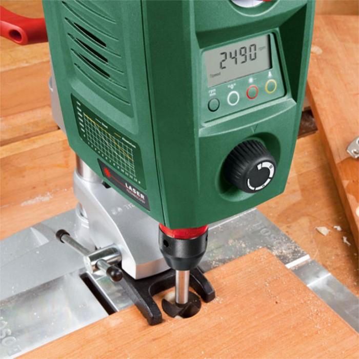 Бормашина настолна в кутия, 710 W, 1.5-13 мм, Bosch PBD 40