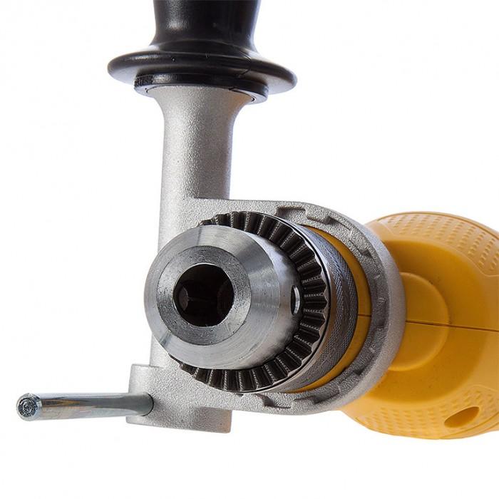 Бормашина електрическа ударна с плавно регулиране 650 W, 8.6 Nm, 1.5-13 мм, DeWALT DWD024