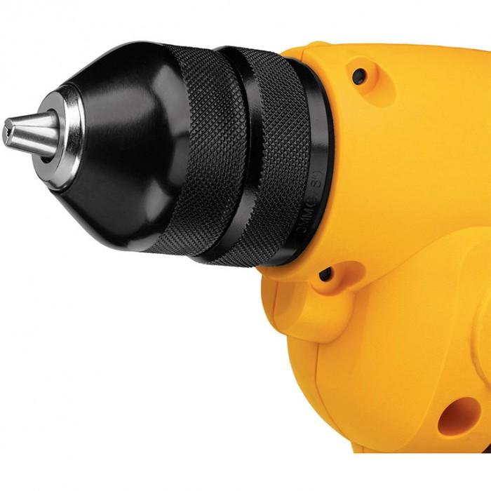 Бормашина електрическа безударна 701 W, 10.9 Nm, 1-10 мм, DeWALT DWD115KS