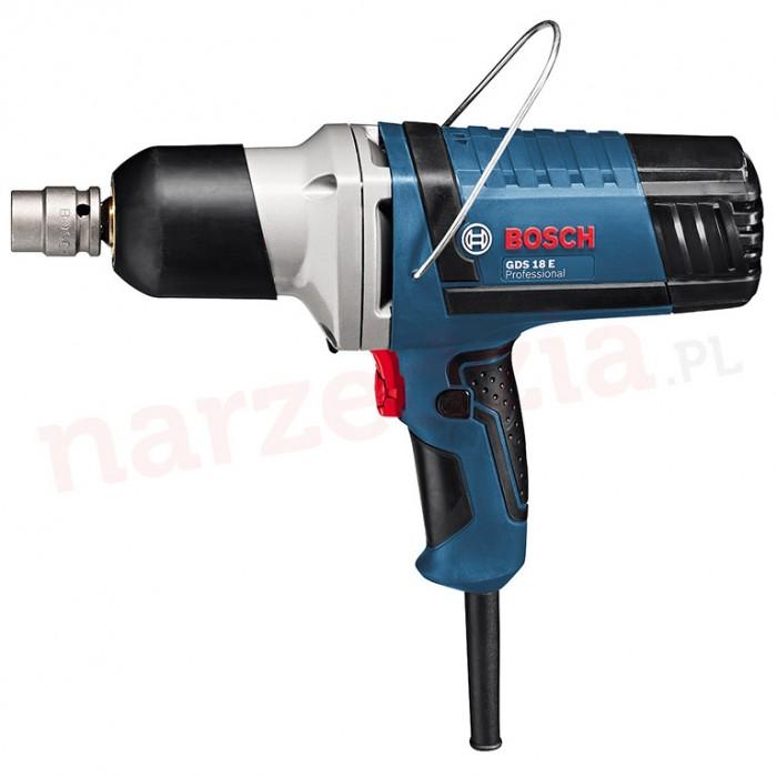 """Гайковерт електрически ударен 500 W, 250 Nm, 1/2"""", Bosch GDS 18 E"""