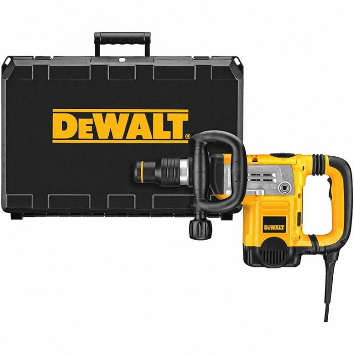 Къртач електрически SDS-max, 1250 W, 8 J, DeWALT D25831K